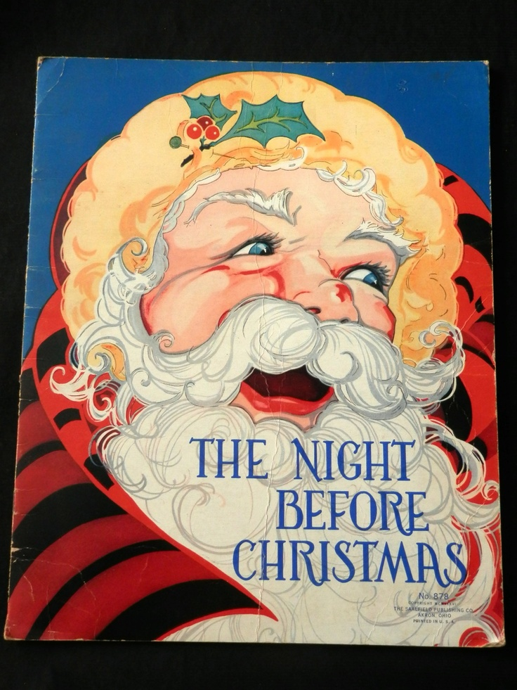 175 best Collectibles - Night Before Christmas images on Pinterest ...