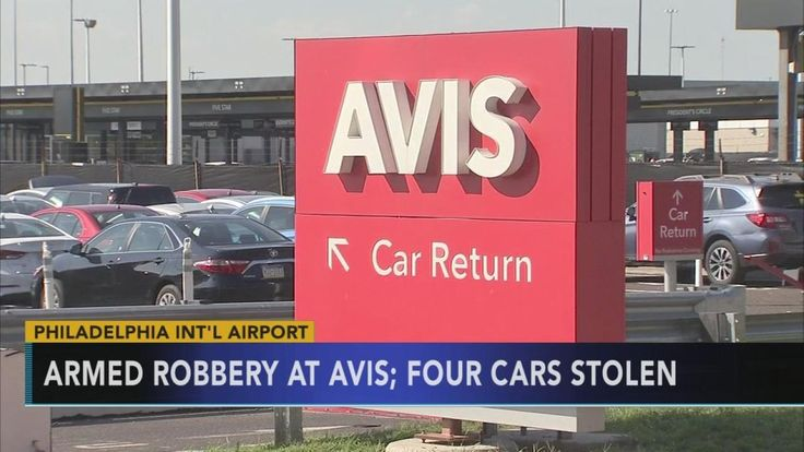 Multiple cars were stolen from the Avis car rental location at the Philadelphia International Airport.  https://www.yelp.com/biz/megan-physical-therapy-and-rehabilitation-center-philadelphia