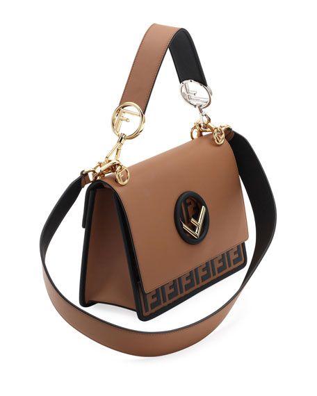d459a035b2f7 Kan I Logo Seal Small Shoulder Bag