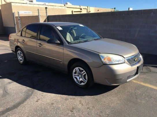 Sedan, 2008 Chevrolet Malibu LS with 4 Door in Chandler, AZ (85225)