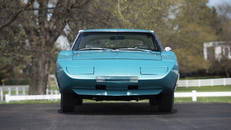 1969 Dodge Daytona presented as Lot S91 at Harrisburg, PA