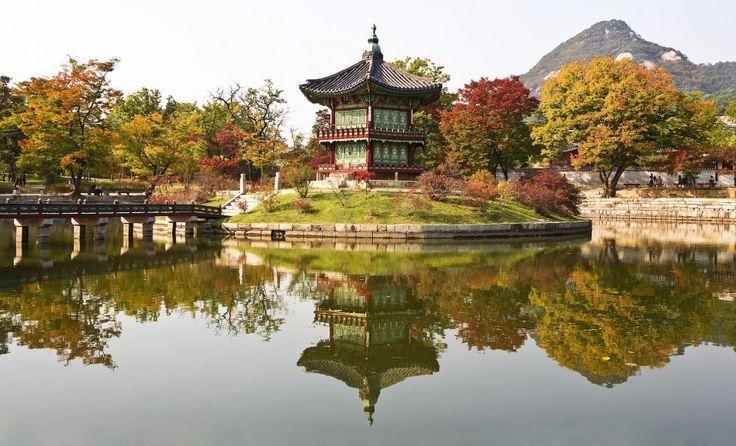 Sykorea #Asia #Asien #South #Korea #SouthKorea #Sydkorea #Travel #Resa #Resmål #Vacation #Semester #Tempel #Palats #Sevärdhet