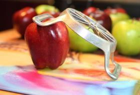 Jablka a příprava jablečného octu