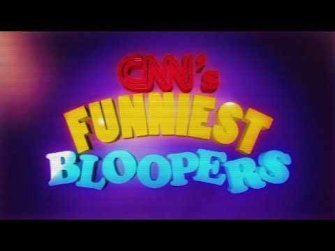 A Compilation of Amusing CNN News Bloopers From the Past 35 Years