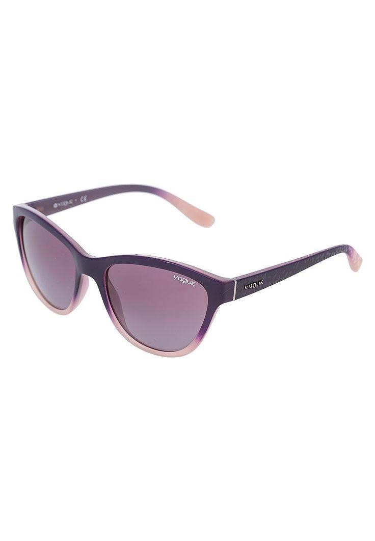 Vogue Okulary przeciwsłoneczne purple 409.00zł #moda #fashion #women #kobieta #vouge #okulary #przeciwsłoneczne #damskie #purple #fioletowy #summer #lato