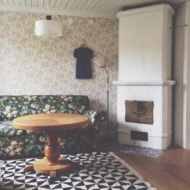 Mormors soffa