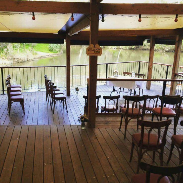 Fairfield boathouse
