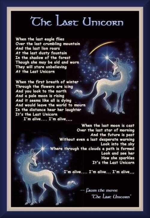 the last unicorn - the-last-unicorn Photo