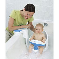 Safety 1st Tub-side Bath Seat | Overstock.com Shopping - Big Discounts on Bath Tubs & Seats. $23