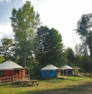Why should you buy a yurt? Read our blog post for more information about the long-term benefits of a yurt investments.