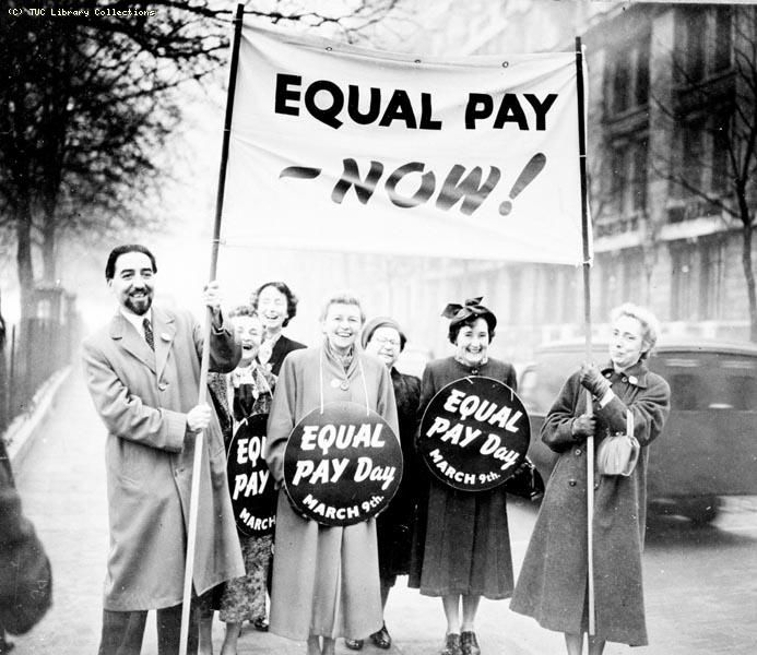 Equal pay act 1963 essay