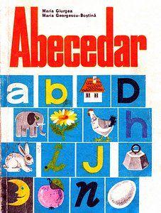 Cartile Copilariei: ABECEDAR 1965, 1985