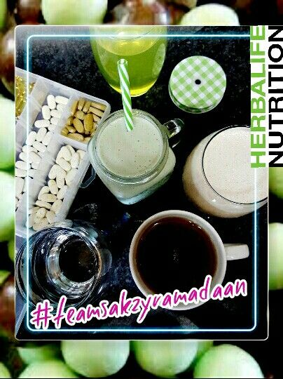 Another day of fasting! Alhumdulilah practice run for Ramadaan. Once u consistent on your tablets +Aloe +shake + Multi fibre drink & Tea at Suhoor and Futoor alhumdulilah u wil not complain of energy surges. Loving the fasting Taking advantage of the short days! Making up for missed fast! Go for it! Your Herbalife products will make u feel fantastic alhumdulilah.  Pls eat nutritious clean meals at Futoor (break of fast). Book your space now!  Try our: 5 Day  Healthy Ramadaan  Challenge Pack