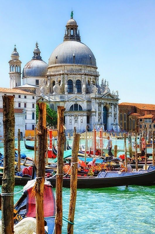 Beautiful Venice , Italy
