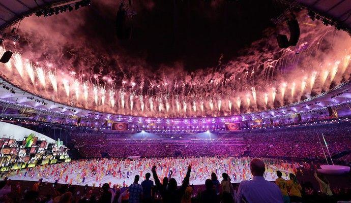 As Olimpíadas do Rio de Janeiro começaram! Confira como foi o show de abertura…