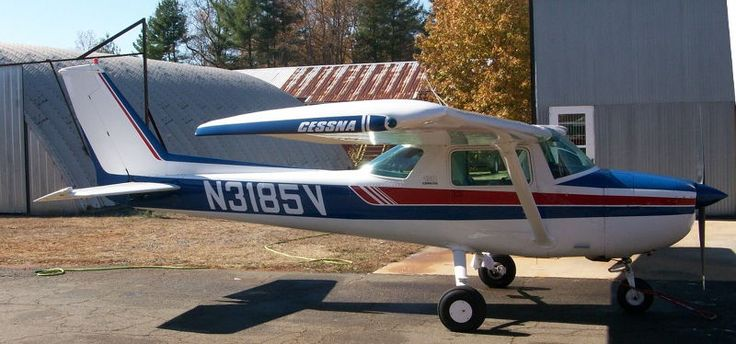 1974 Cessna 150 for sale in NC United States => http://www.airplanemart.com/aircraft-for-sale/Single-Engine-Piston/1974-Cessna-150/12626/
