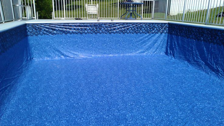 15 x 30 kayak above ground pool liner replacement rockwood tn by poolman concrete doctor