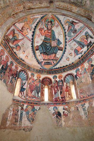 Absis Santa Maria de Mur #artromanic #romanesqueart #pallarsjussa #catalonia