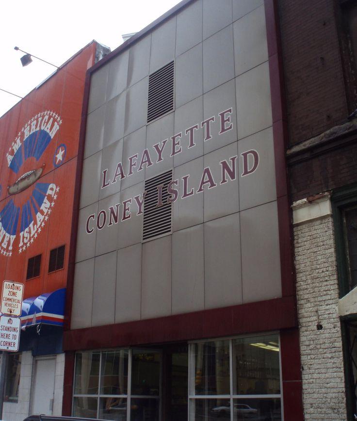 Detroit Coney Island St Clair Shores Michigan