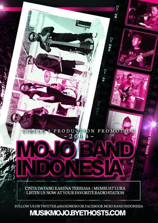 Mojo Band Indonesia - Promo Singles