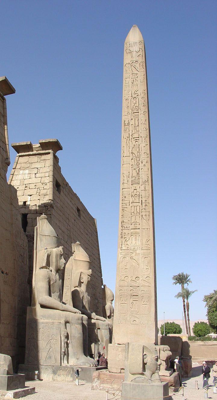 Temple at Luxor, Egypt - Travel Photos by Galen R Frysinger, Sheboygan, Wisconsin                                                                                                                                                     More