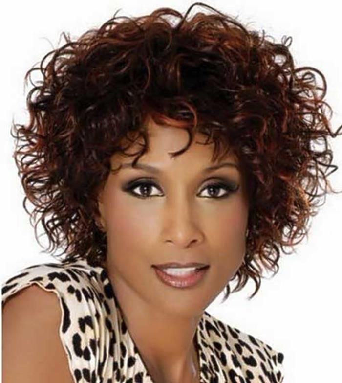 Fabulous 1000 Images About Short Curly Hair Styles For Black Women Over 50 Short Hairstyles Gunalazisus