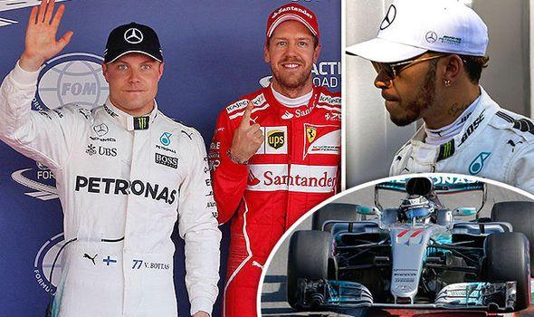 Russian Grand Prix 2017: Valtteri Bottas claims first win with Sebastian Vettel in second