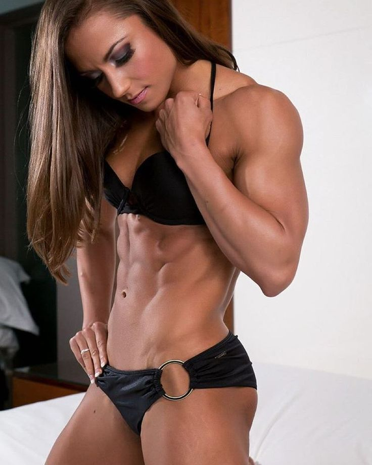 Fit and Shredded Vikings | onlyrippedgirls:   From our Gym Gallery @...
