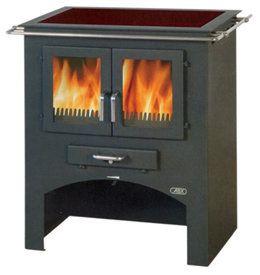 Кухонная плита без духовки (стеклокерамика) ABX (Чехия) на печном складе ФЛАММА  по цене 84000.00 RUB  КУХОННАЯ ПЛИТА БЕЗ ДУХОВКИ (СТЕКЛОКЕРАМИКА)   Представленная модель стальной кухонной печи с варочной поверхностью из стеклокерамики поможет не только хорошо отапливать дом, но и готовить горячие блюда, поэтому особенно рекомендована для дач и загородных домов (технические характеристики и высокая мощность (7/9 кВт)позволяют рекомендовать ее для обогрева жилого пространства в 180 куб…