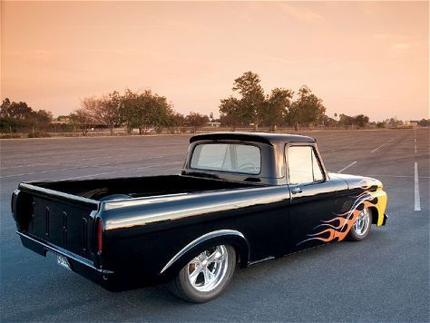 Carthage Auto Parts >> Cool '61 Ford F100 Unibody Truck | Hot Rod Trucks ...