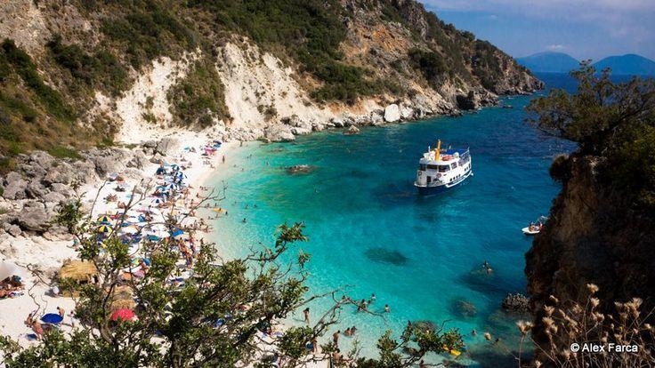 Ionian Sea, Lefkada, Greece