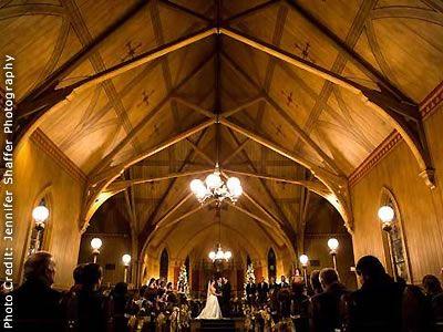 Century Memorial Chapel at Naper Settlement Naperville Illinois Wedding Venues
