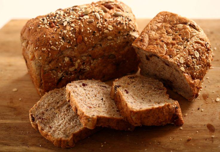 Swiss Muesli bread /Malaysia chef/kuali