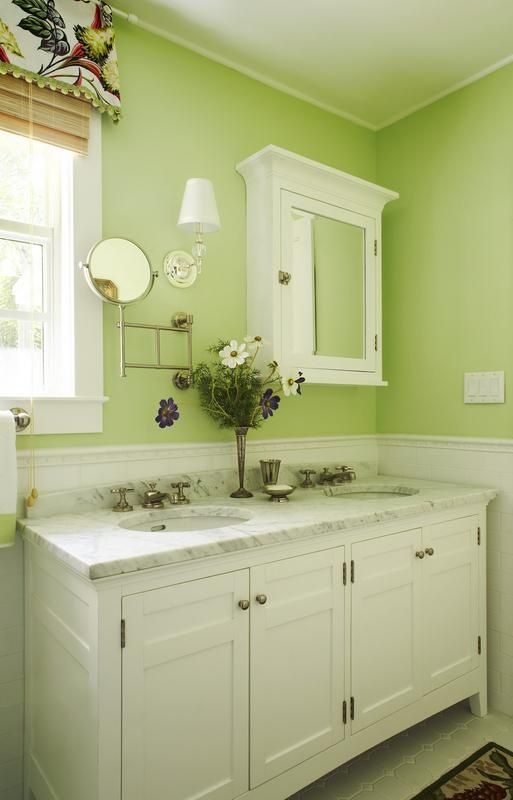 Bathroom Ideas Green And White 25+ best cottage green bathrooms ideas on pinterest | cottage
