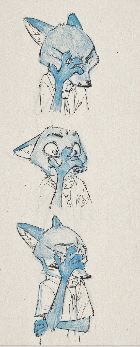 Caption This! by MonoFlax.deviantart.com on @DeviantArt Small dooles for the sake of studying expression, also the hand was really tricky, that was awesome °w° #ohnoes #zootopia #dumbbunny