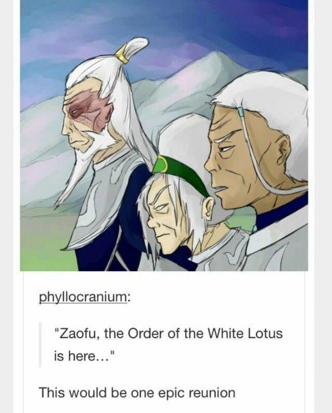 Tumblr Atla Korra Lok Katara Toph Zuko Whitelotus Avatar