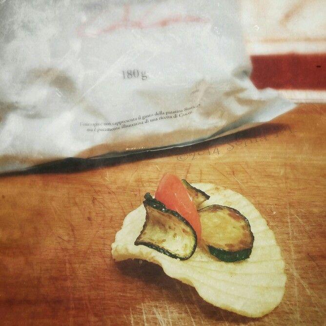 San Carlo chips versione Sonia Montella