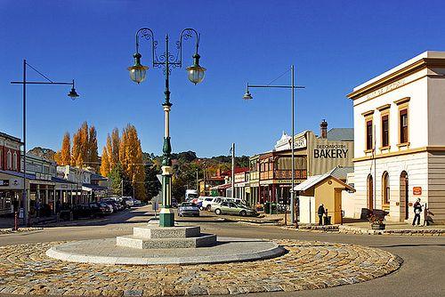 Beechworth, Australia.