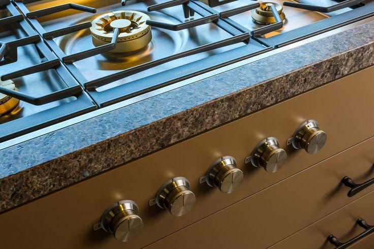 Kleine Vierkante Badkamer ~ Gaskookplaat Gaggenau, showroom Beerens Interieurs Goes #keuken #