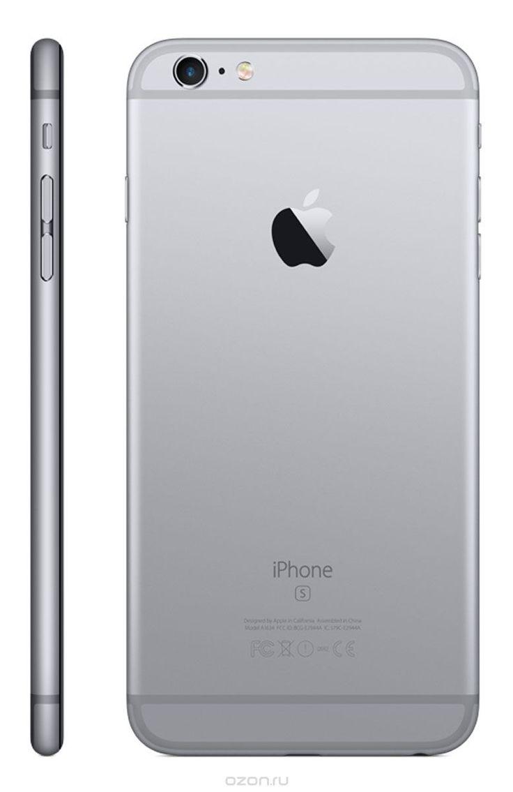 Apple iPhone 6s Plus 16GB, Grey - купить в разделе электроника apple iphone 6s plus 16gb, grey по лучшей цене от интернет-магазина OZON.ru 64.170р можно в кредит за 3.401рубль в мес