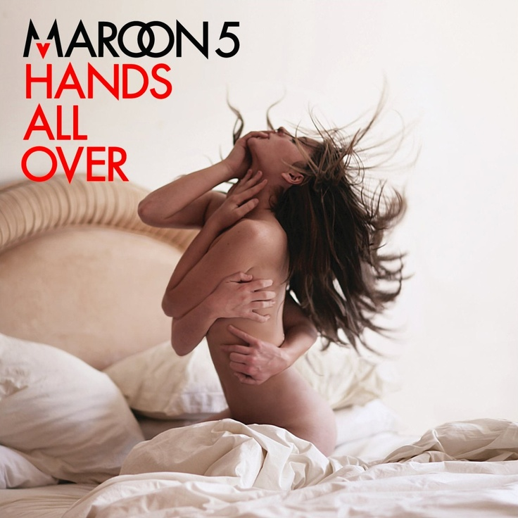 Hands All Over - Marron 5
