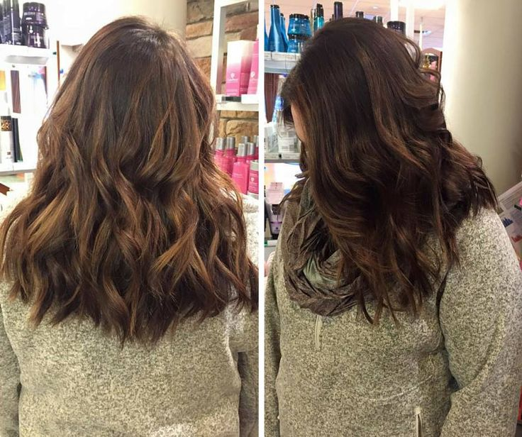 From faded red to a lovely medium brown, Stylist Autumn at our ...