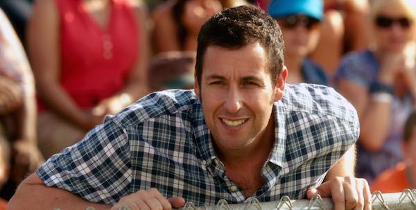 Following word that Netflix was set to debut their first original movie in the form of a  Crouching Tiger, Hidden Dragon  followup, the streaming video service has announced that they're set to make four original feature films with Adam Sandler.