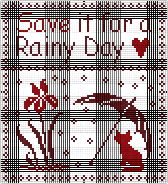 Save it for a Rainy Day <3
