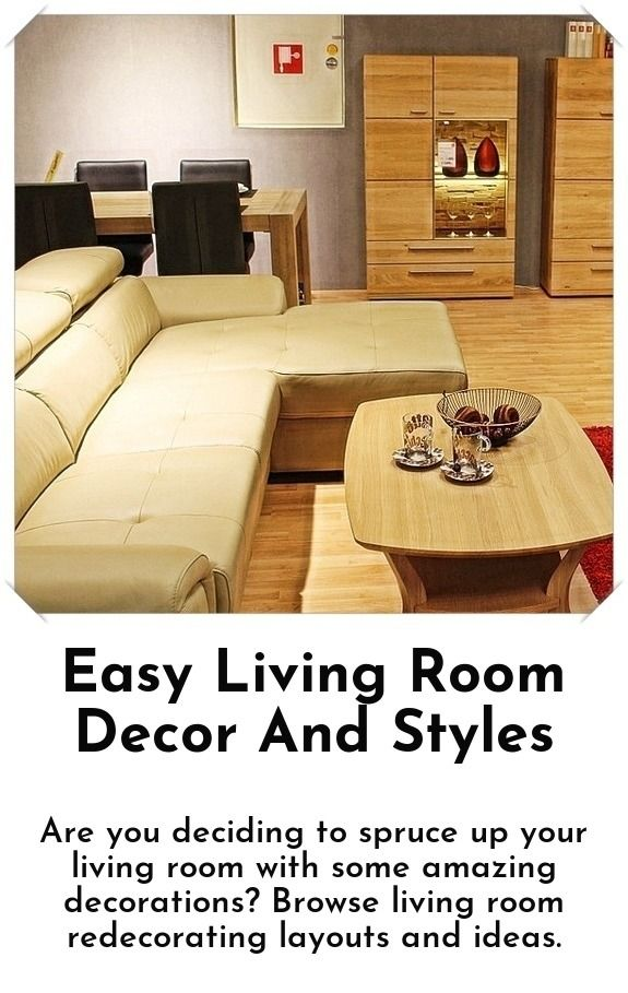 Great Living Room Design And Decor Tips: Ready To Get Started Making Your  Own Living