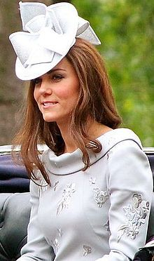 Catherine, Duchess of Cambridge - I love this outfit