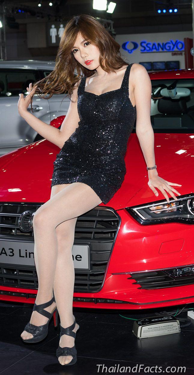 Thai pretty bangkok motor sales bitec 2014 29 jpg 646 1248 saloni auto 1 pinterest ph and models