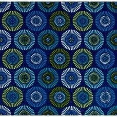 Discs Indoor Outdoor Fabric