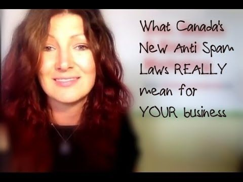 What Canada's new anti spam laws REALLY mean for your business