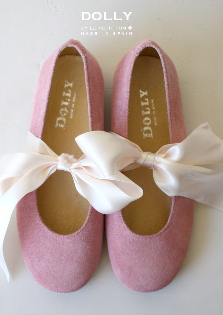 Dolly Baby Shoes Le Petit Tom